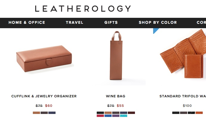 leatherology gifts
