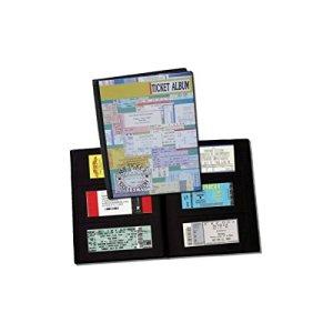 ticket album