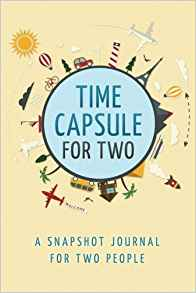 time capsule for two book